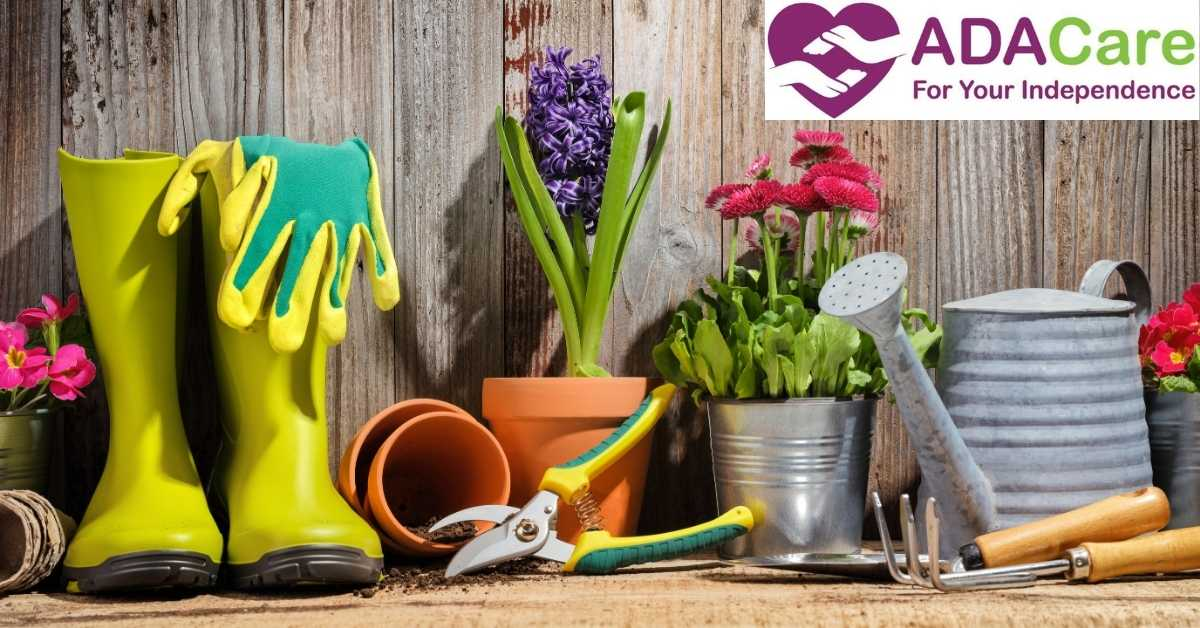 gardening service equipment