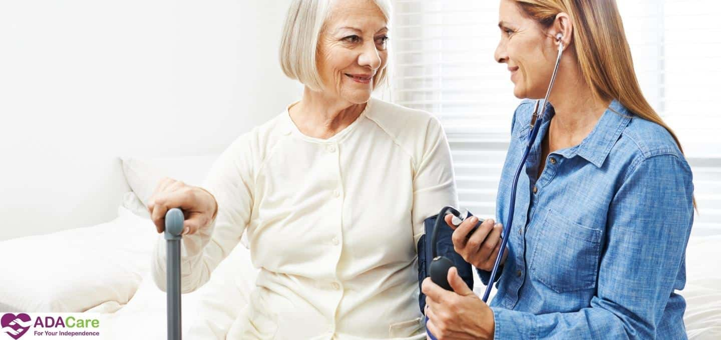 aged care home service