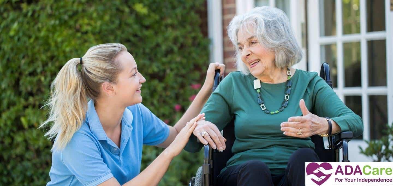 dementia patient support