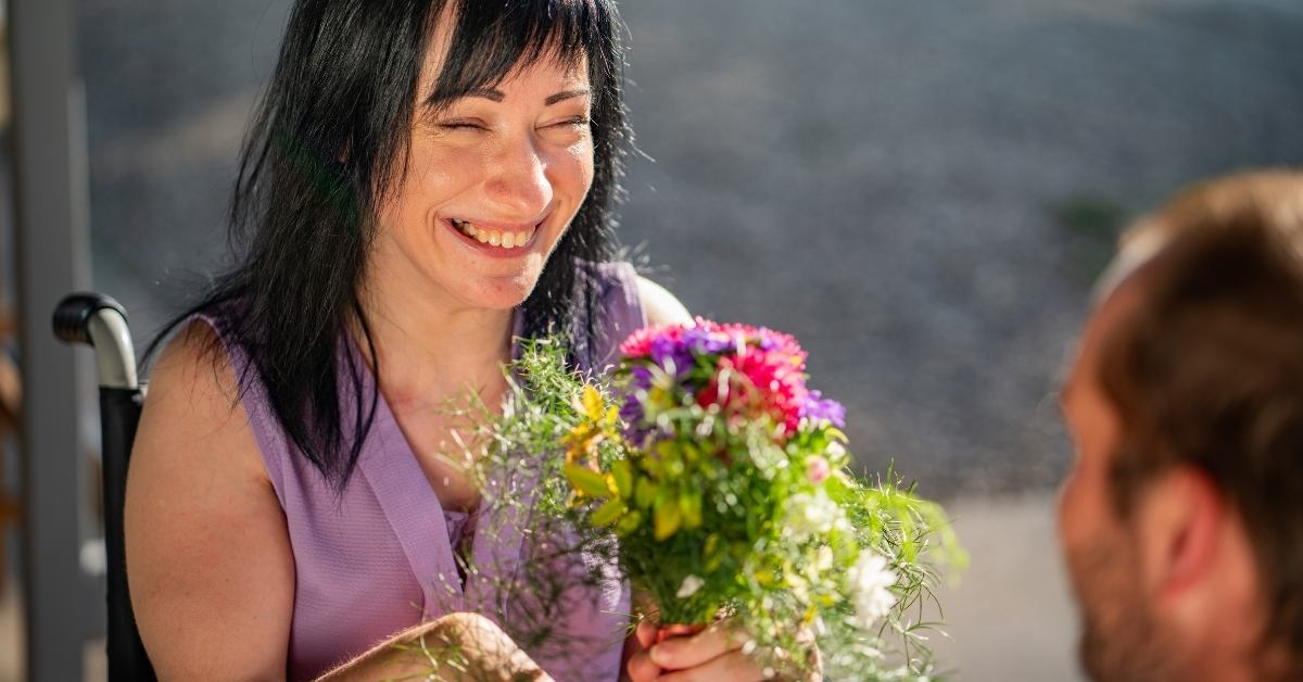 woman-disability-flowers